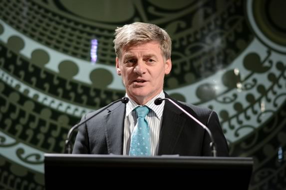 Event Photography of Hon. Bill English