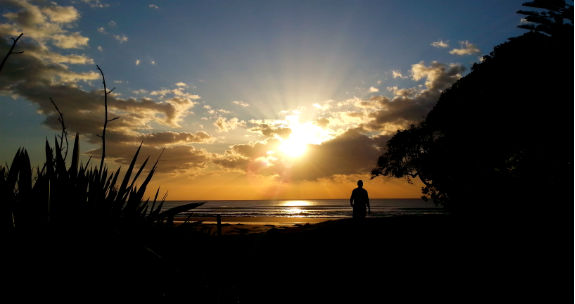 Wainui Beach Gisborne by Wellington Photographer Luke Pilkinton-Ching